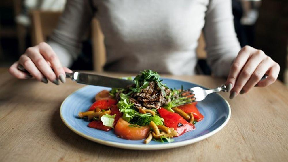 Comer saludable fuera de casa