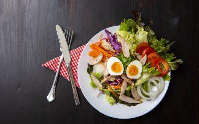 Después de las fiestas Healthy food
